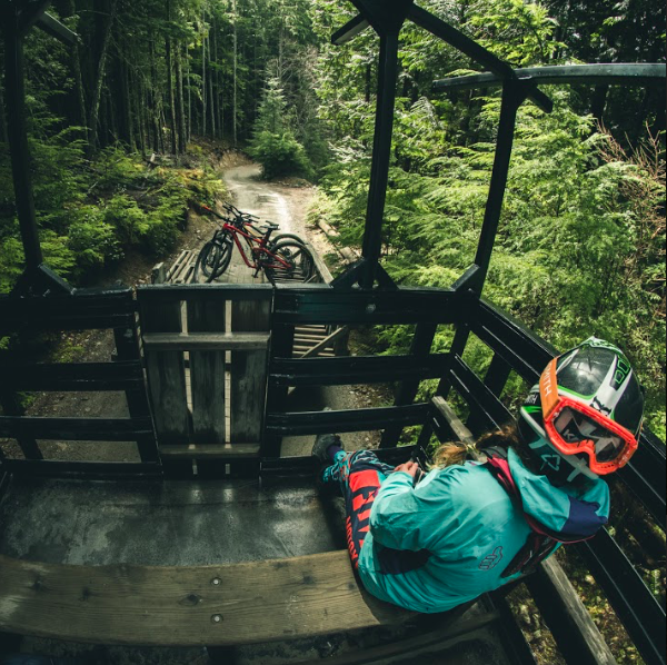 Rent your own bike park on the Sunshine Coast