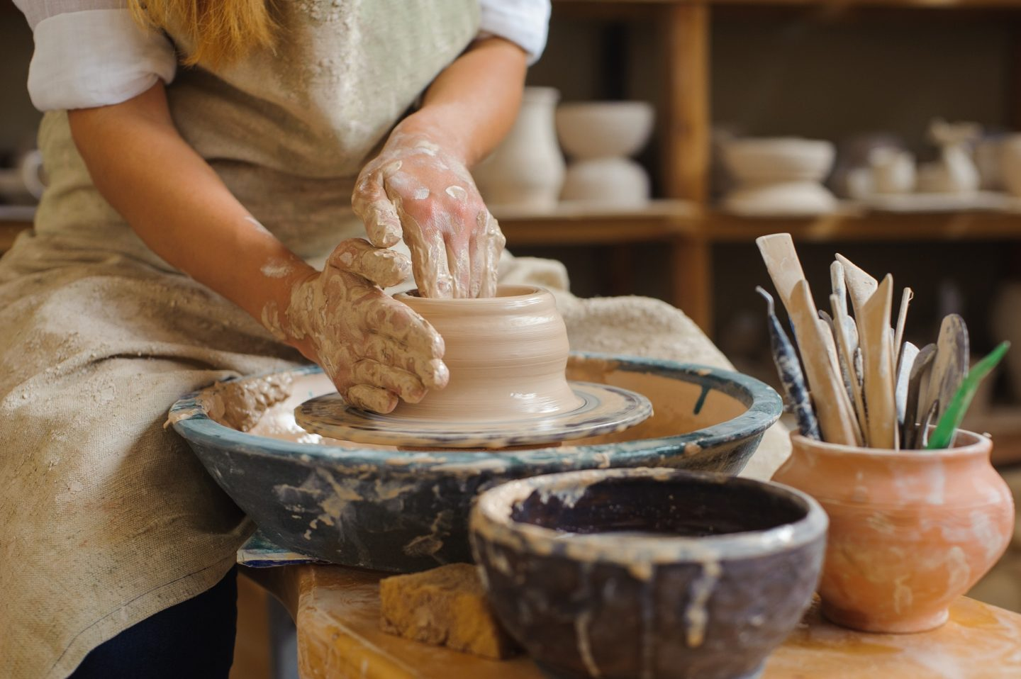 Pottery Studios Sunshine Coast