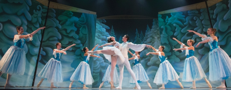 Holidays on the Sunshine Coast can include a classic Nutcracker performance